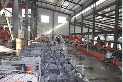 Xinhai Gold Flotation Process