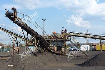 Xinhai Fujian 2000 t/d Wolframite Project