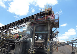 Chrome Ore Dressing Process