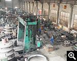 موقع مصنع الإنتاج