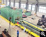 شين هاي مصممة خصيصا للمطاط في البلاد أكبر الكبرتة نماذج آلة 9.26×1.26