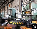 Equipment production area