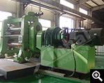 ورشة إنتاج المطاط من آلات فحم الكوك