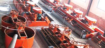 1000t/d مشروع تحويل المناجم الحديدية في منغوليا