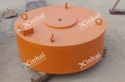 جهاز نزح الحديد الكهرومغناطيسي