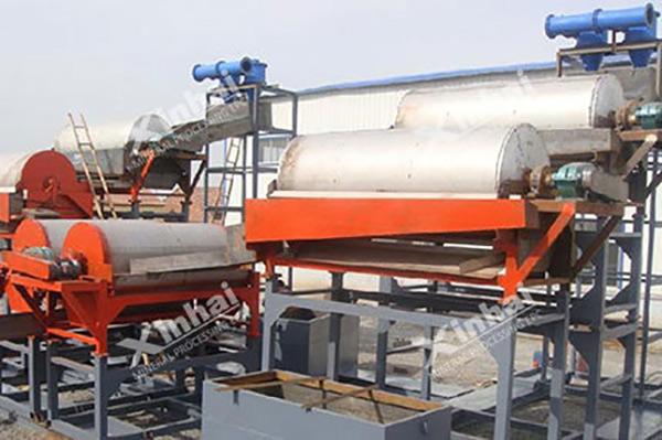 المشاكل ذات الصلة من عملية استخراج رمل الكوارتز