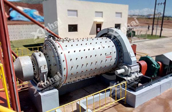 مشروع معالجة المعادن الفوسفات في أوغندا 720طن/يوم