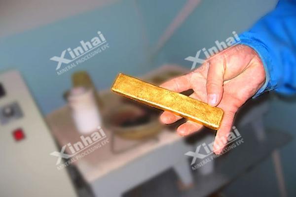 تأثير استخلاص الذهب بالسيانيد