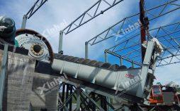 مصنع تعدين خام الفلسبار 400 طن/يوم في خبى الصين