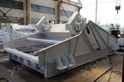 مصنع تعدين خام الذهب 100طن/يوم في جمهورية اندونيسيا