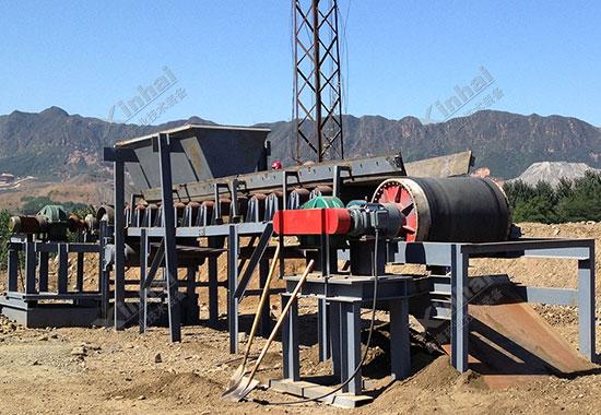 معدات معالجة رمل السيليكا الشائعة