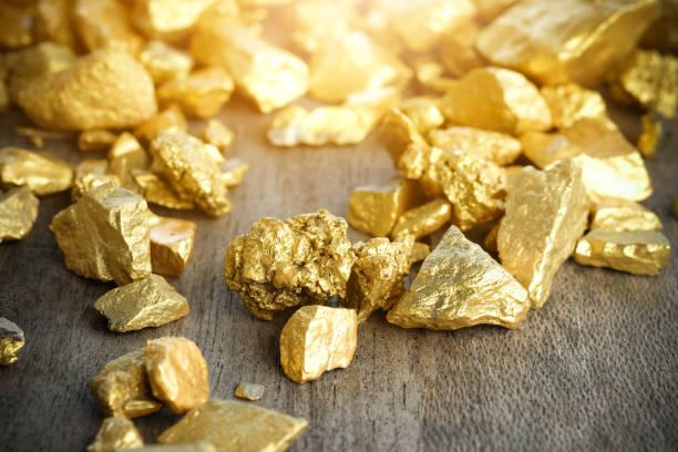طريقة استخلاص الذهب سهولا وصعوبا